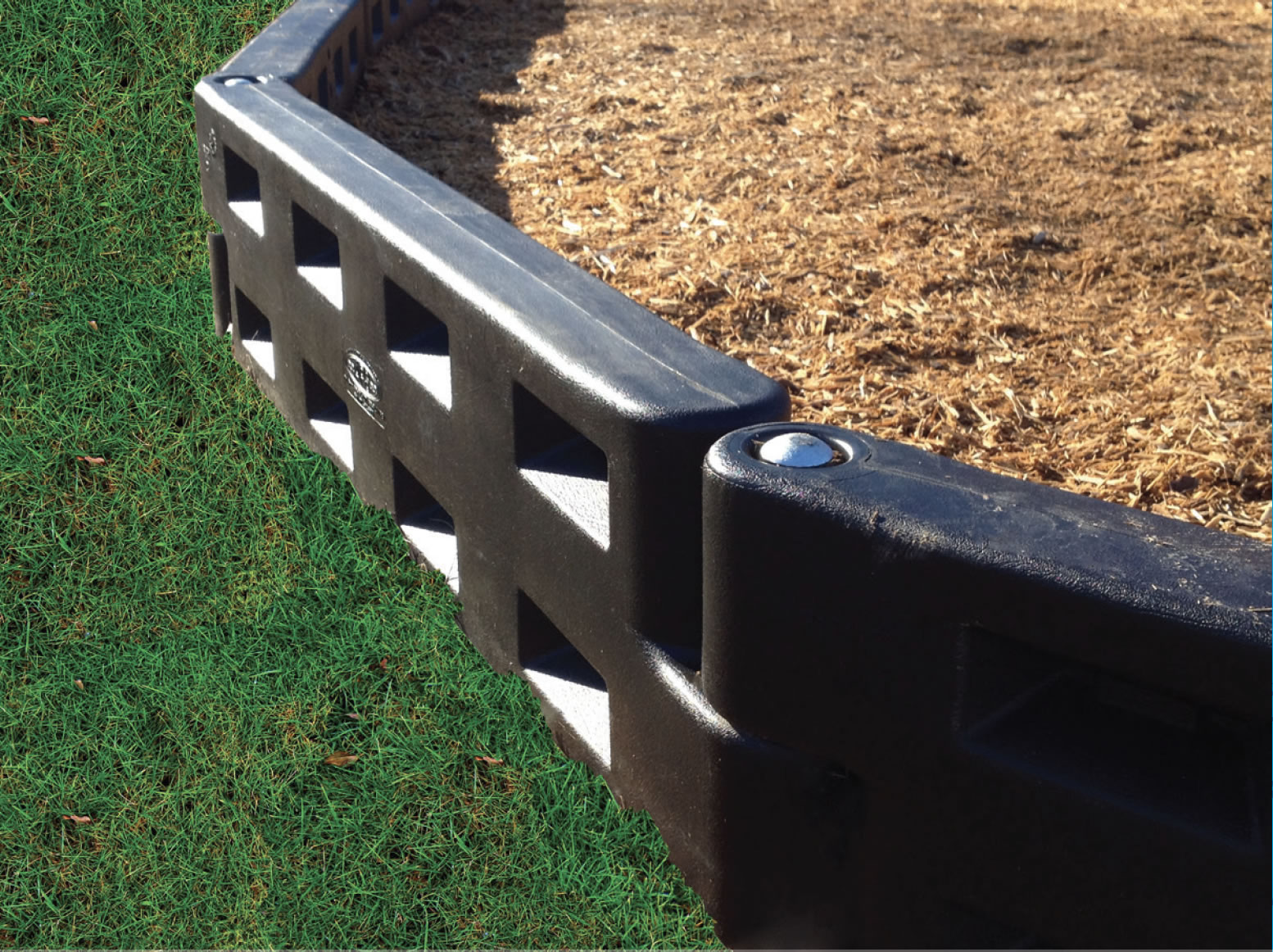 Playground Borders | Action Play Systems